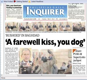 Philippine Daily Inquirer Headline News