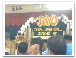 "November NDAS Alumni Gathering with the theme - ""DAYO - WE TODAY, TOMORROW AND FOREVER"