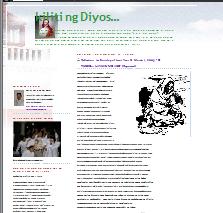Kiliti Ng Diyos blog ni Padre Duds