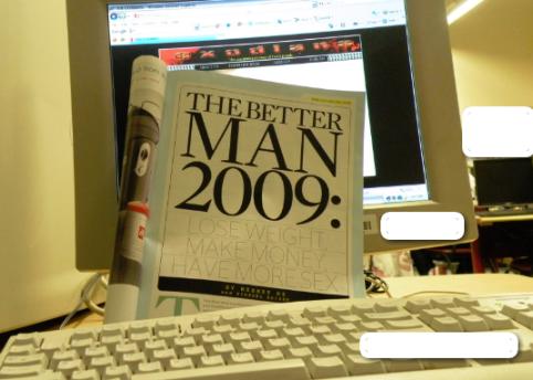 2009: Better man