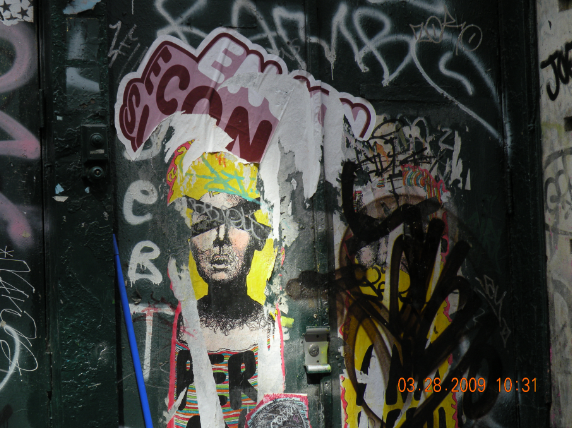 ny art: mural or vandal