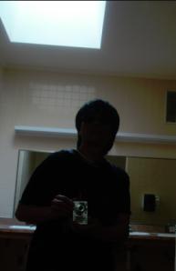 FYI: Mirror, mirror what camera am I using?