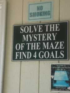 finding 4 goals