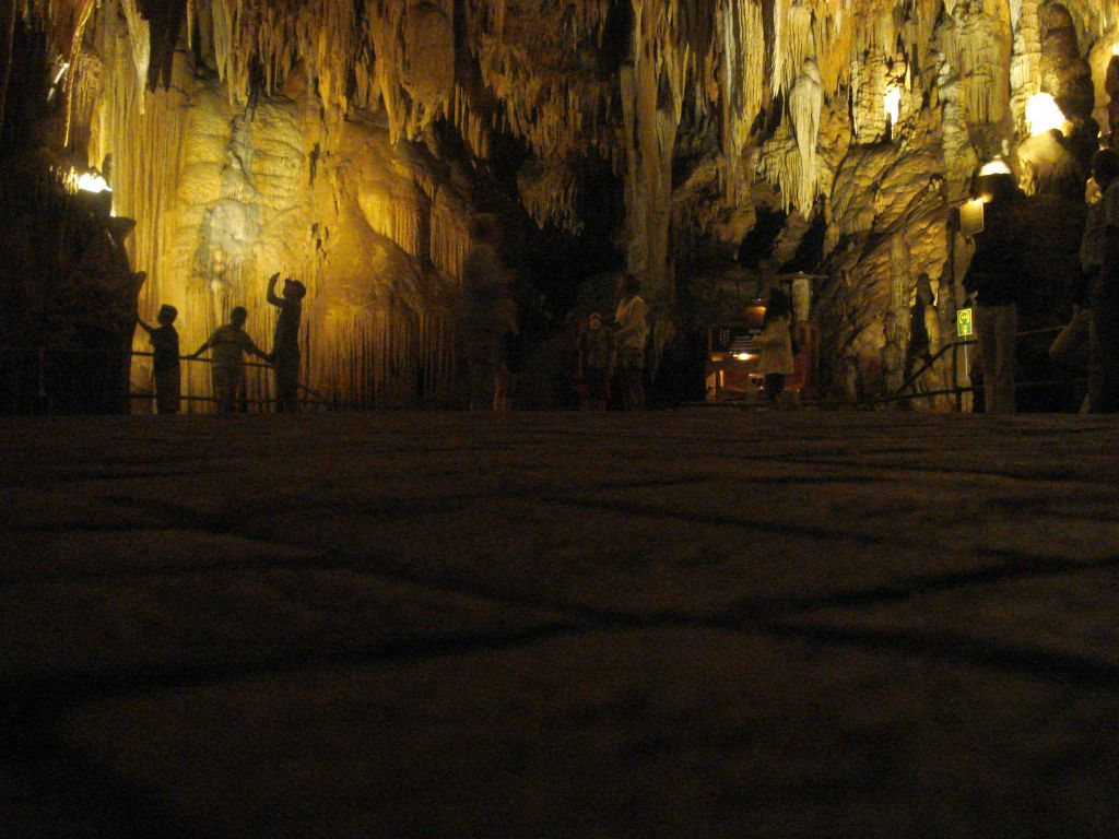 Luray Caverns' Cathedral