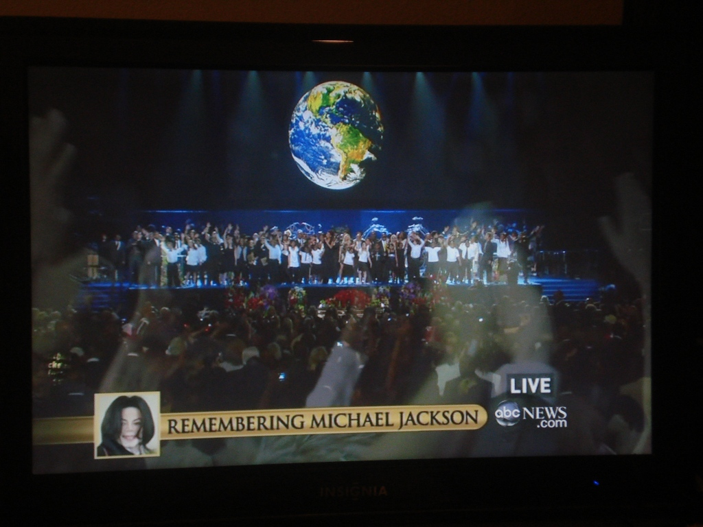 Remembering MJ