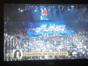 Remembering Michael sa ABC Channel Siete sa NY TV