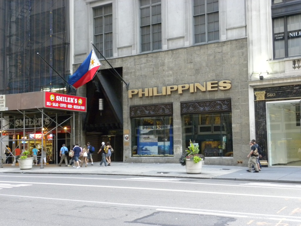 Philippines, New York City