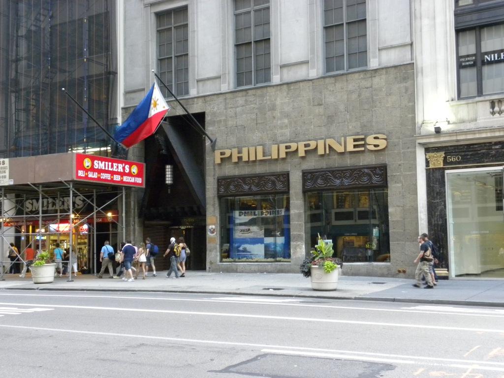 Philippines, New York City