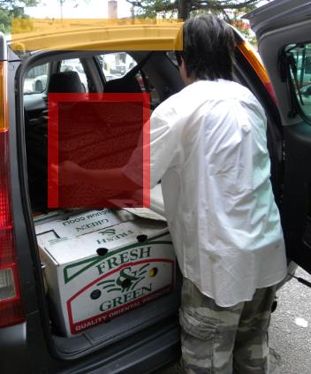 "Loading and unloading the logic behind, ""Ang mauna mao ang maulahi i-load, ang naulahing gibutang ang unang i-load."