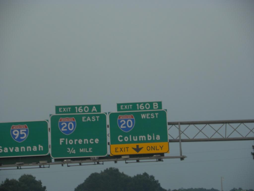 I95-around Savannah