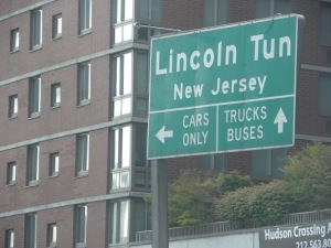 Lincoln Tunnel
