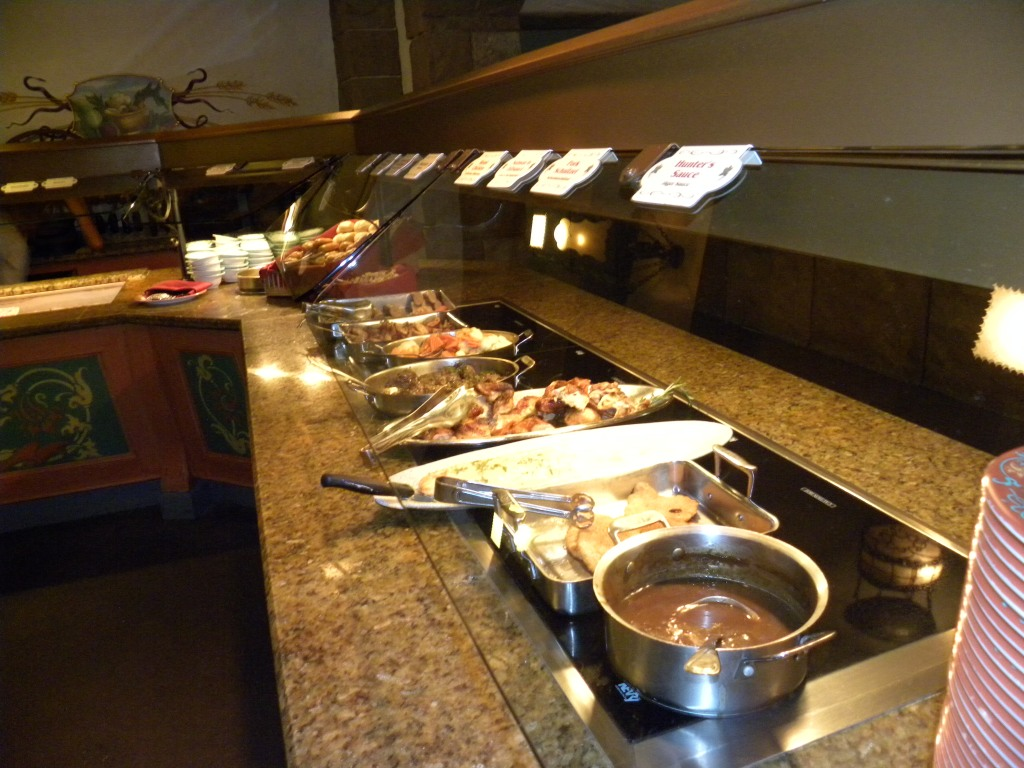 Germany Buffet
