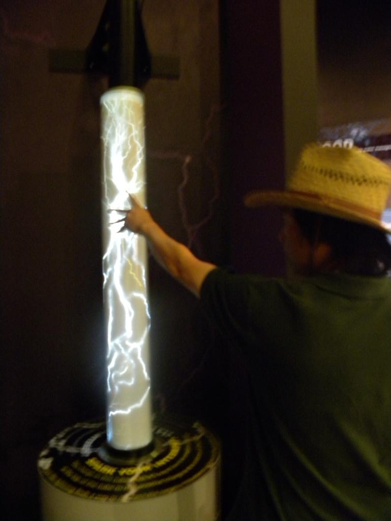 Sa MOSI, doon natin mahahawakan ang electricity