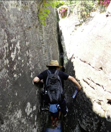 rock-climb
