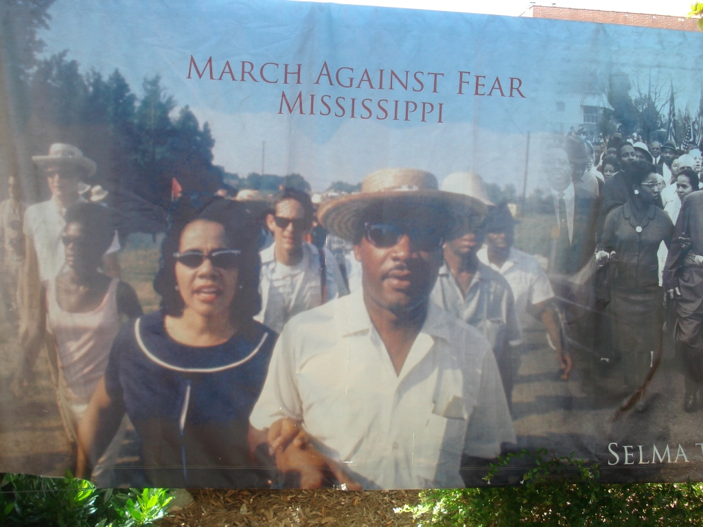 Selma to Montgomery
