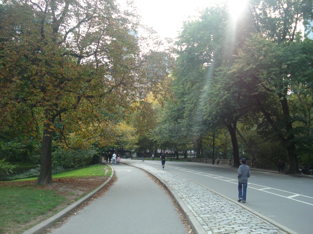 cpark-walking